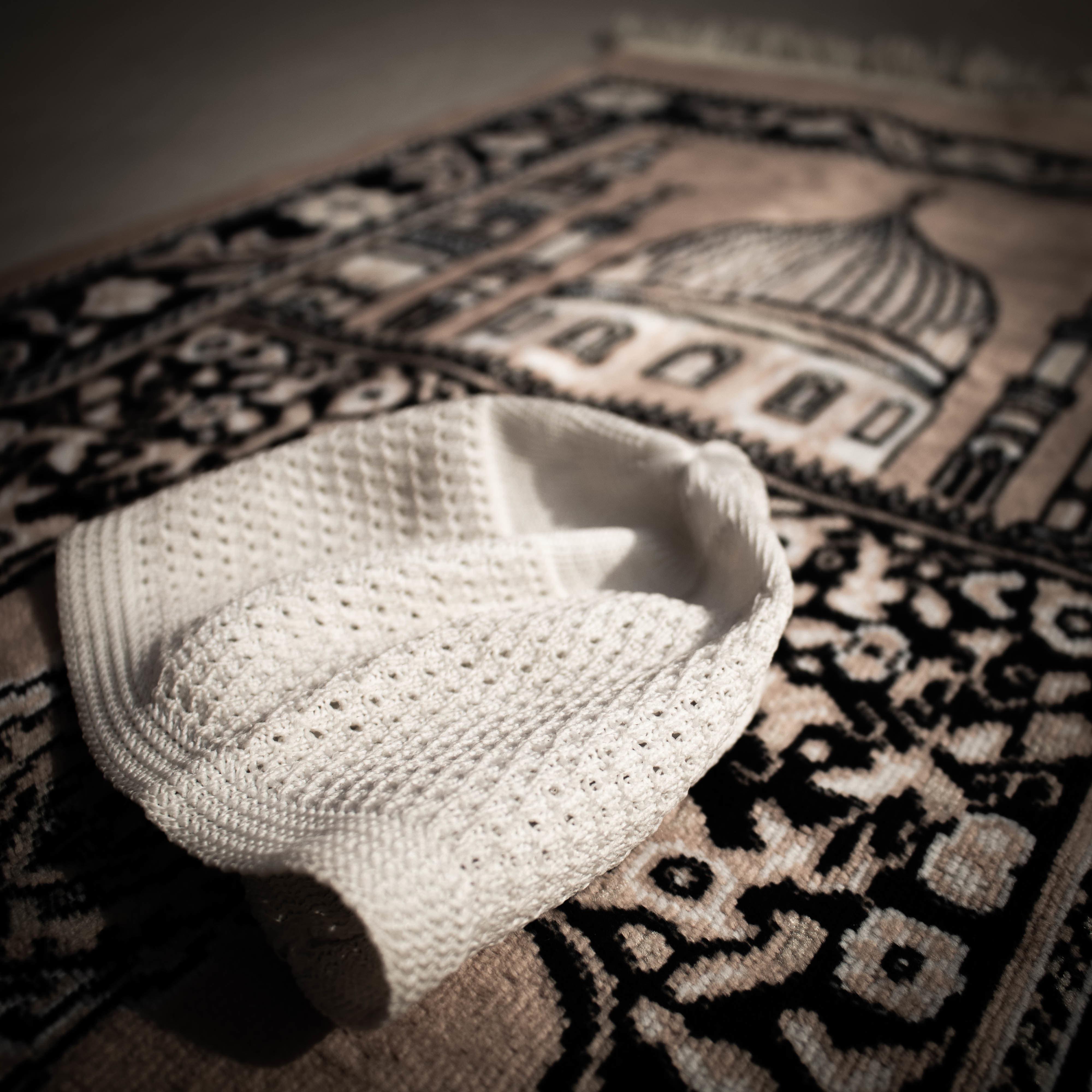 Z's prayer mat.–JPP