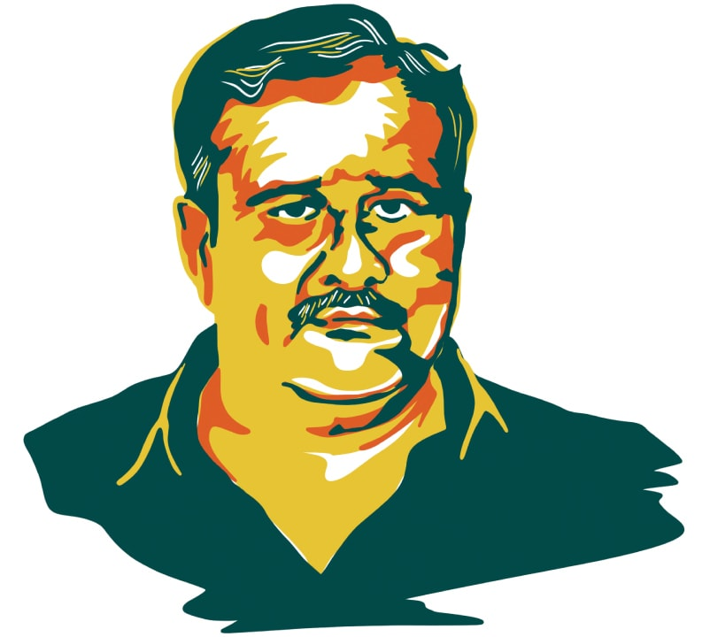 The weakling: Sardar Usman Buzdar