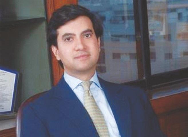 Ali Jahangir Siddiqui