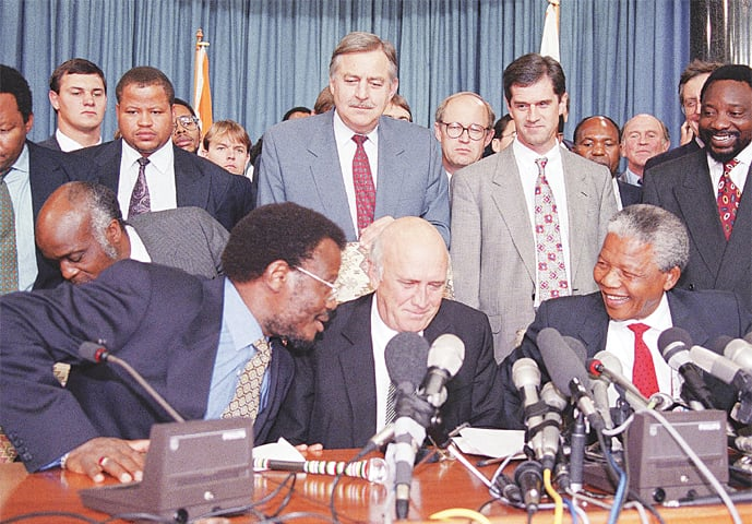 Apartheid-era minister Pik Botha dies at 86