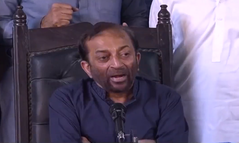 Sattar opens up about MQM-P differences, demands intra-party polls