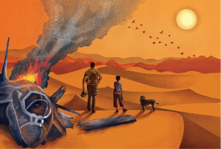 Illustration by Aysha Faseeh
