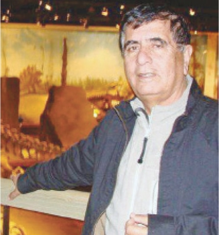 Nisar Muhammad Khan spent more than half a century promoting Pakhtun music, drama and film | Dawn File Photo