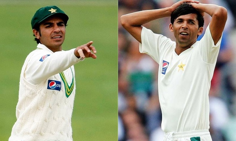 'Chances of Asif, Salman returning to national cricket team slim'