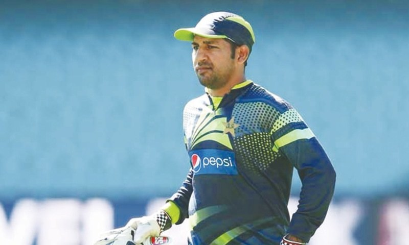Pakistan captain Sarfraz Ahmed. — Photo/File