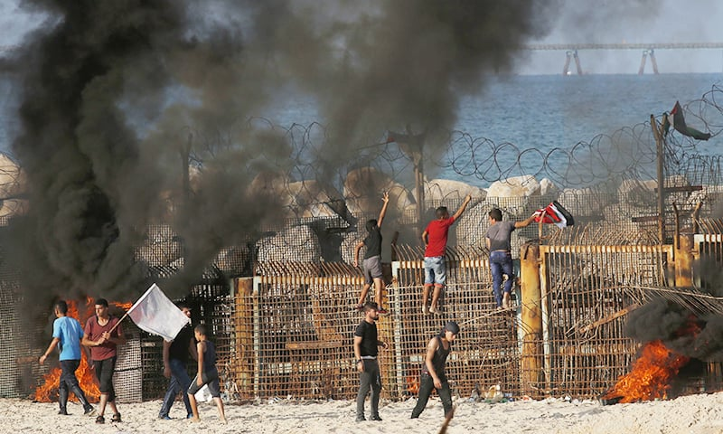 Gaza clashes 'cannot continue': Israeli defence minister