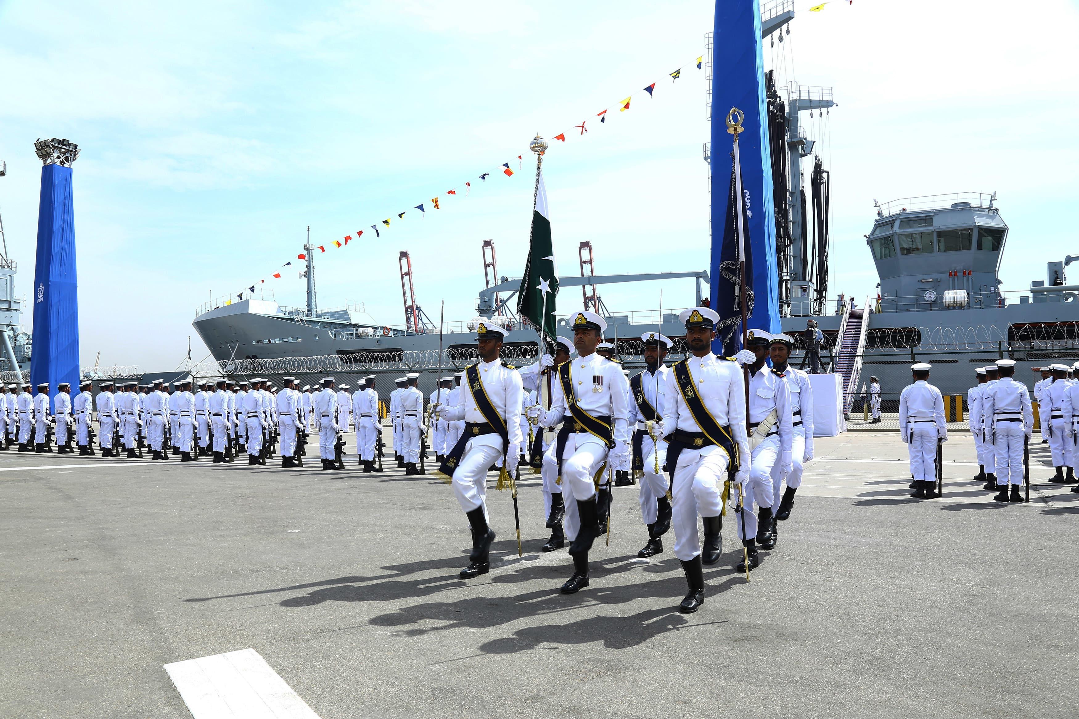 Supply Tanker for Pakistani Navy 64