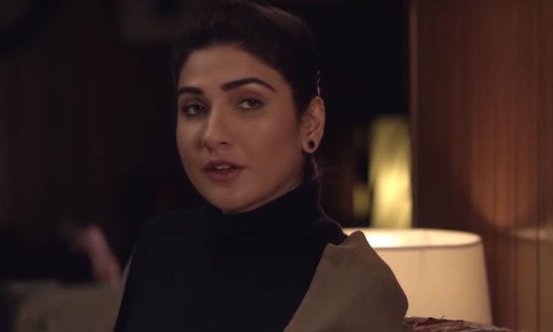 فلم میں بھارتی و پاکستانی اداکاروں نے کام کیا ہے—اسکرین شاٹ