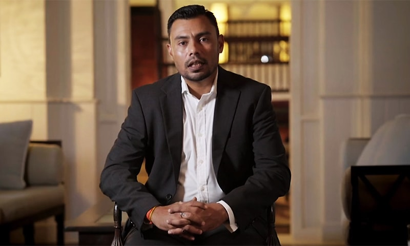 Leg-spinner Danish Kaneria was handed a life ban for his role in a 2012 spot-fixing scandal. ─ Photo courtesy Al Jazeera
