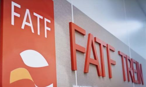 "Pakistan was placed on FATF's grey list for ""strategic deficiencies"" in its anti-money laundering and counter-terrorism financing regime. — Photo/File"