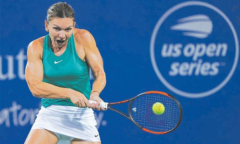 Simona Halep. — File Photo