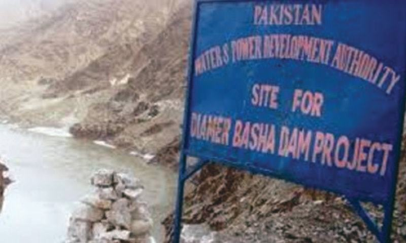 GB law minister says will plead case with the SC for the right to Diamer-Bhasha dam royalties. ─ File photo