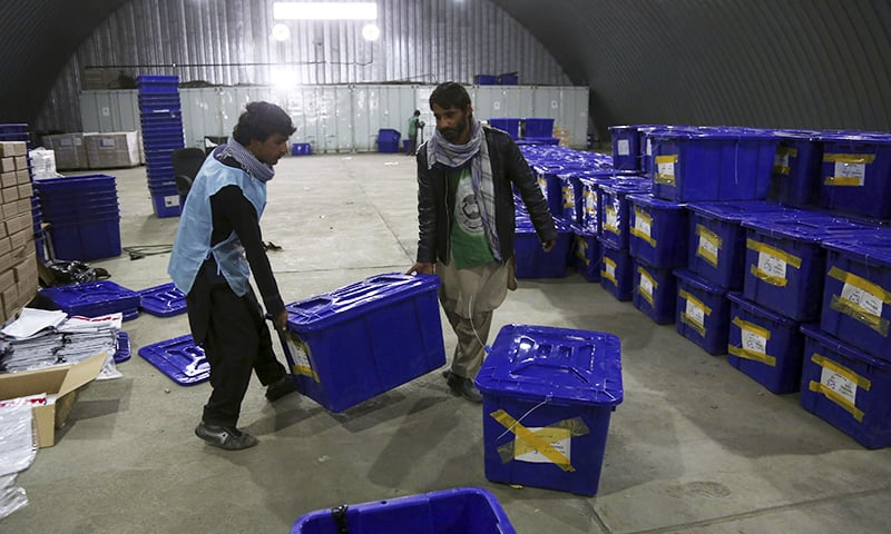 Afghan elections: what to expect? - World - DAWN COM