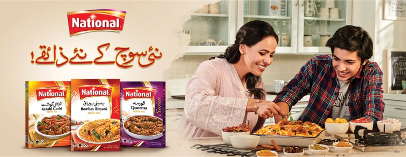 National Foods' new thinking on new flavours