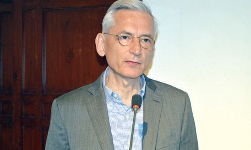 French Ambassador to Pakistan Marc Barety. — Photo/File