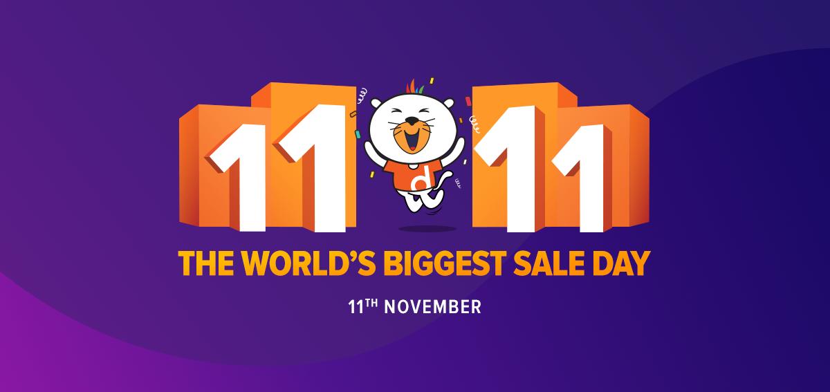 Image result for 11.11 sales daraz