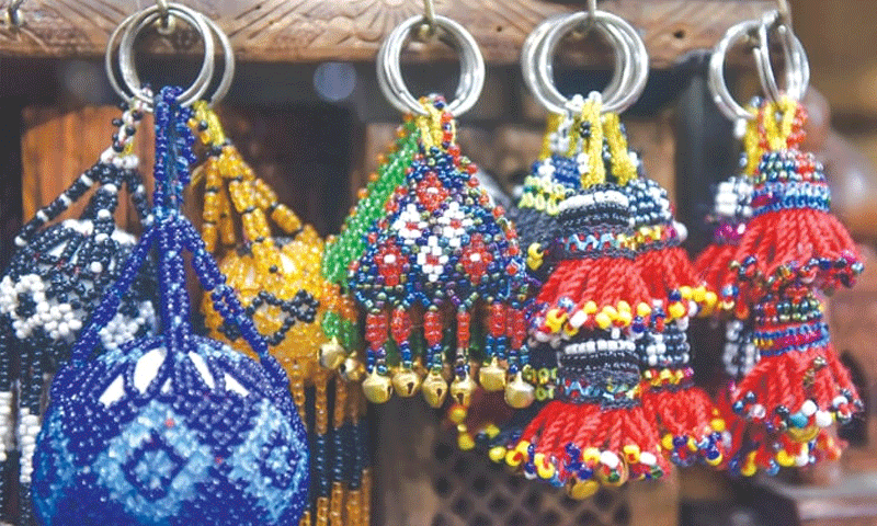 Zainab Market's a favourite among foreigners for its Sindhi