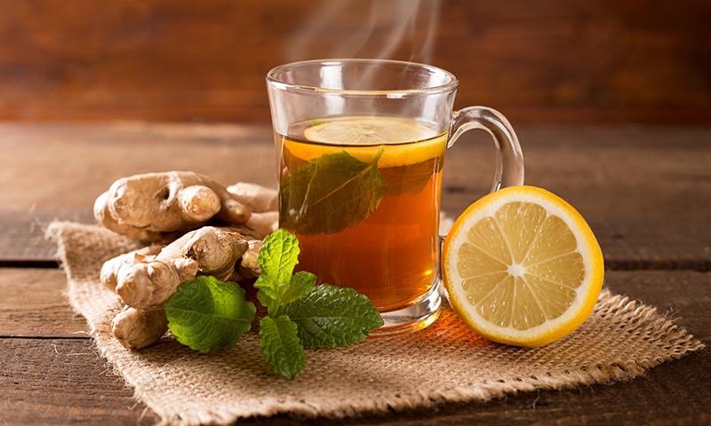 ادرک کی چائے، جسم کو صحت مند بنائے