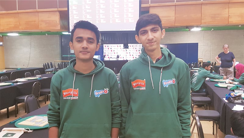 Pakistan in top form at Junior World Scrabble Championship