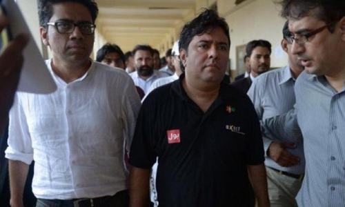 Axact CEO Shoaib Shaikh.— File