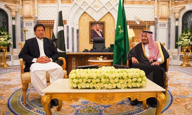 — فوٹو: حکومت پاکستان ٹوئٹر