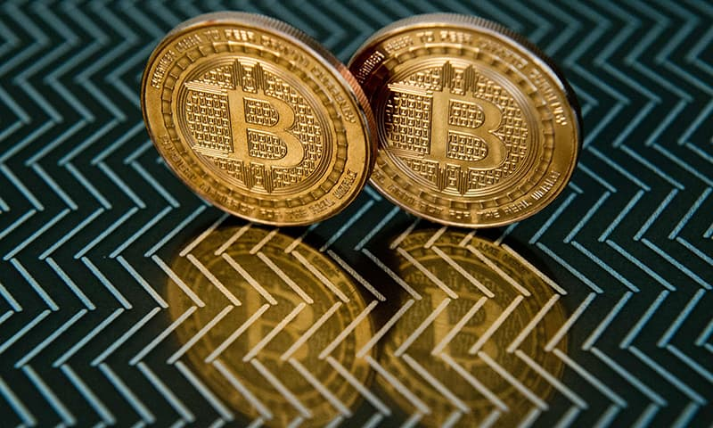 Cryptocurrency bitcoin marks 10 years