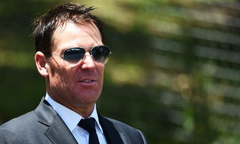 Warne slams 'ordinary' Aussie show in Pakistan Tests