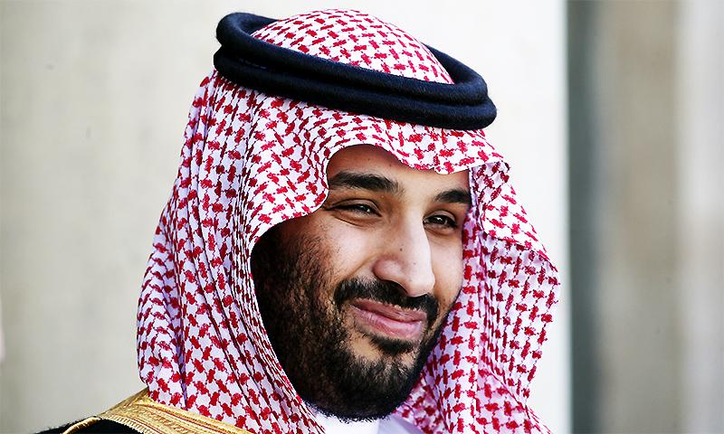 Saudi prince vows to bring Khashoggi killers to justice