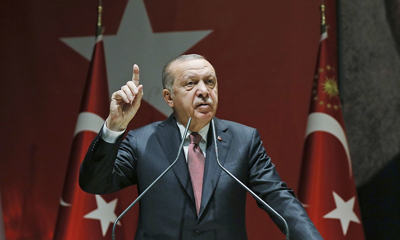 Saudi officials who killed Jamal Khashoggi must reveal location of body: Erdogan
