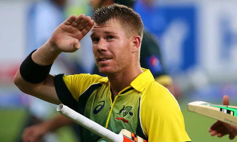 Warner quits match mid-innings after being sledged: reports