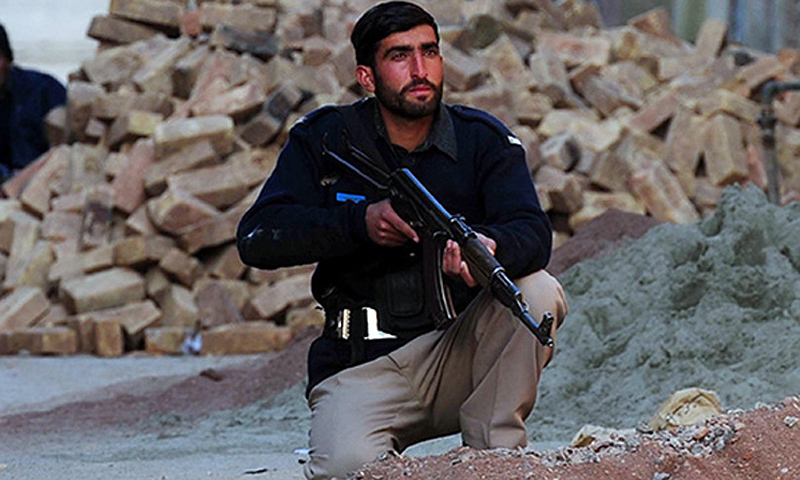 Terrorists kill 29 KP police officers in over a decade