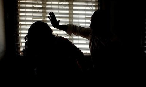 The police have arrested the couple for allegedly torturing the 11-year-old girl. — File
