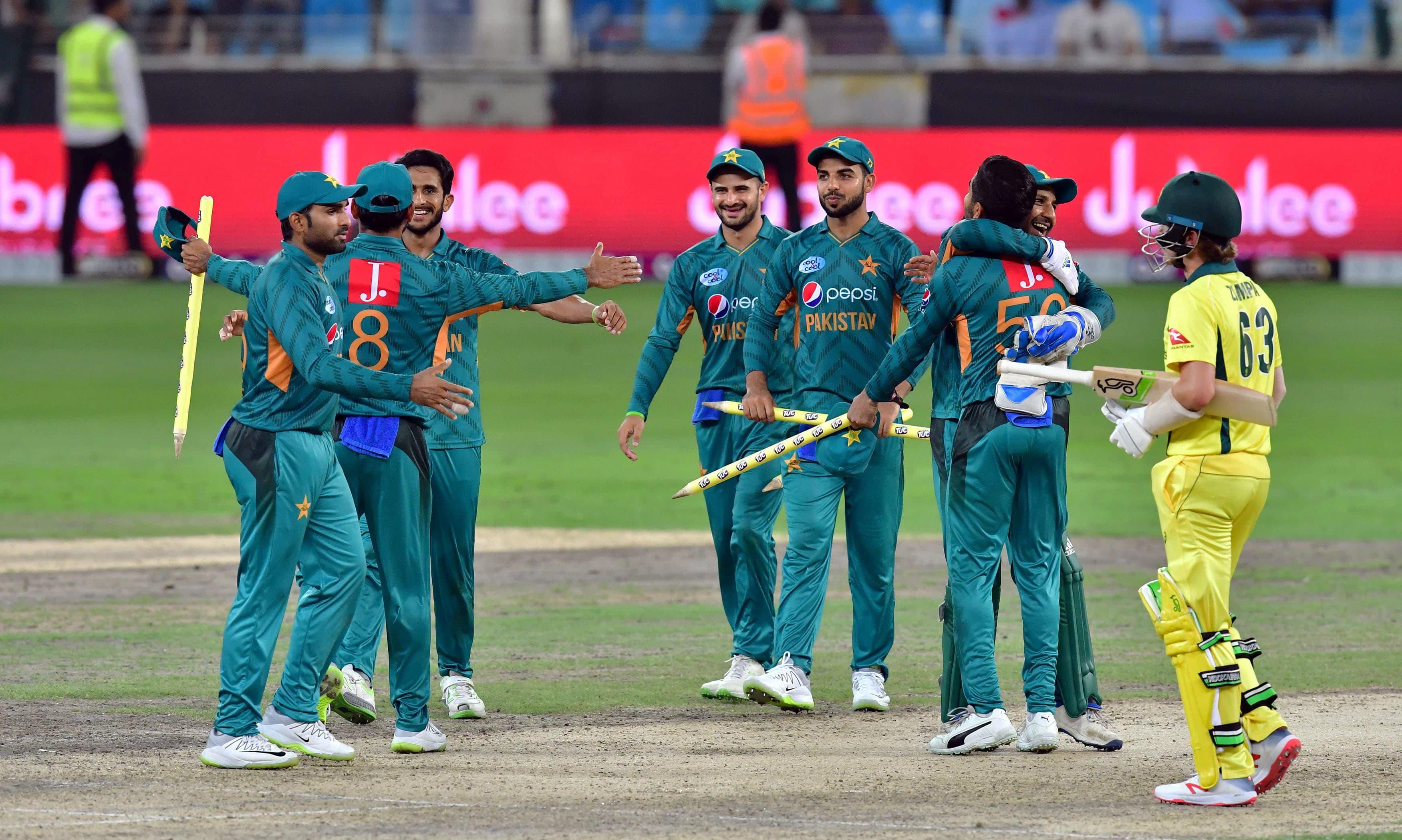 Pakistan beat Australia by 33 runs for Twenty20 clean sweep