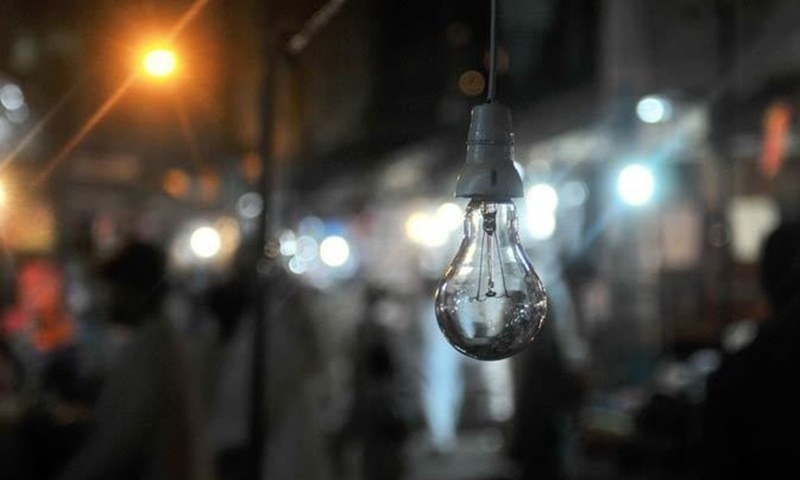 The regulator says the power utility failed to restore power supply within the prescribed time frame.— Sumera Adil/File