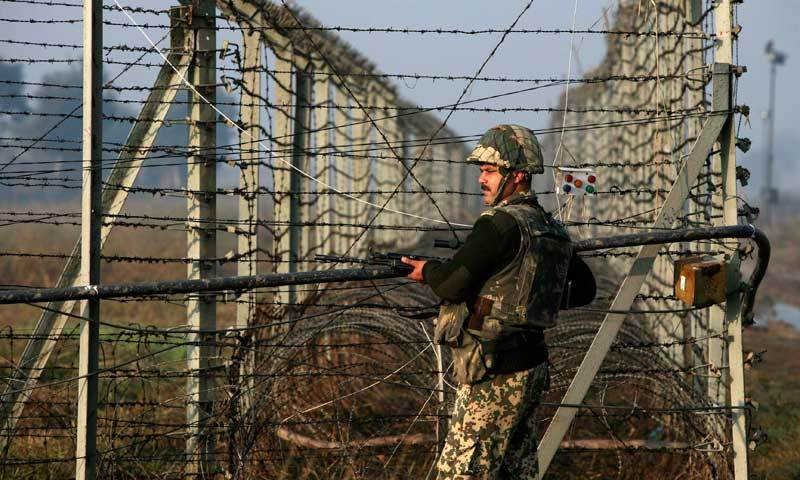 Indian shelling kills AJK teenager, residents rush into bunkers