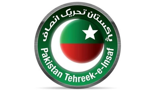 The Pakistan Tehreek-i-Insaf issued a statement through its official Twitter handle.