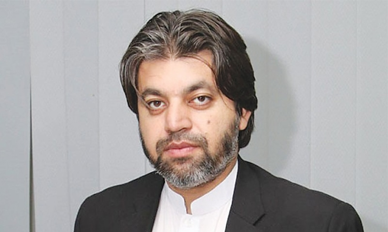 Minister of State for Parliamentary Affairs Ali Muhammad Khan dissatisfied over pointing out of the quorum soon after the recitation from the Holy Quran.