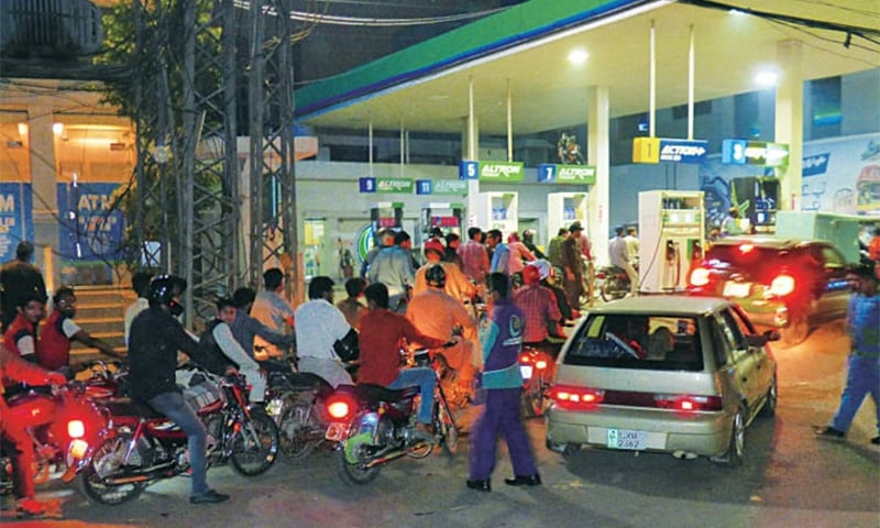 Fuel, essential supplies on the verge of running out