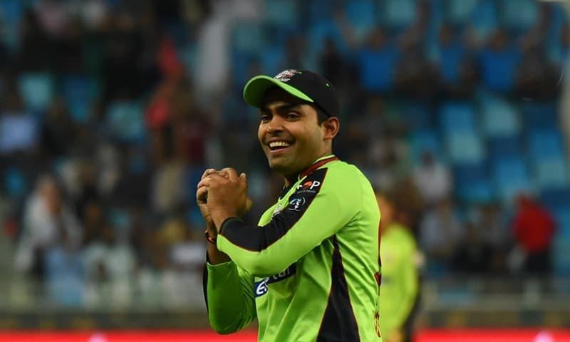 Umar Akmal endured a miserable final season for the Qalandars in PSL 3. — File
