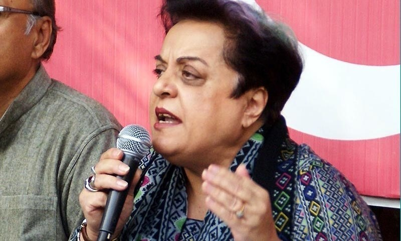 Minister for Human Rights Shireen Mazari. ─ File photo
