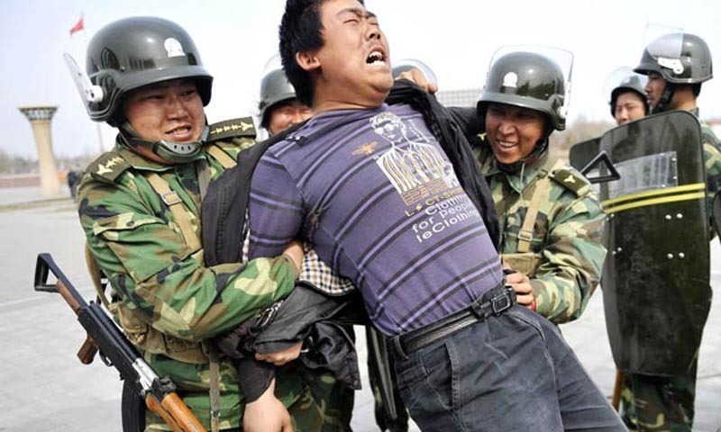 Beyond Xinjiang, China will also come under scrutiny for other aspects of its human rights record.— AFP/File