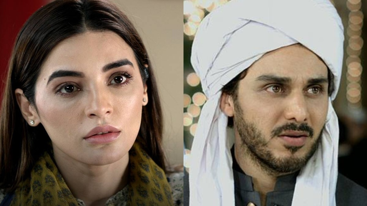 Sadia Khan as Maryam and Ahsan Khan as Ali