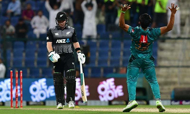 New Zealand choose to bat first in opening ODI. — File