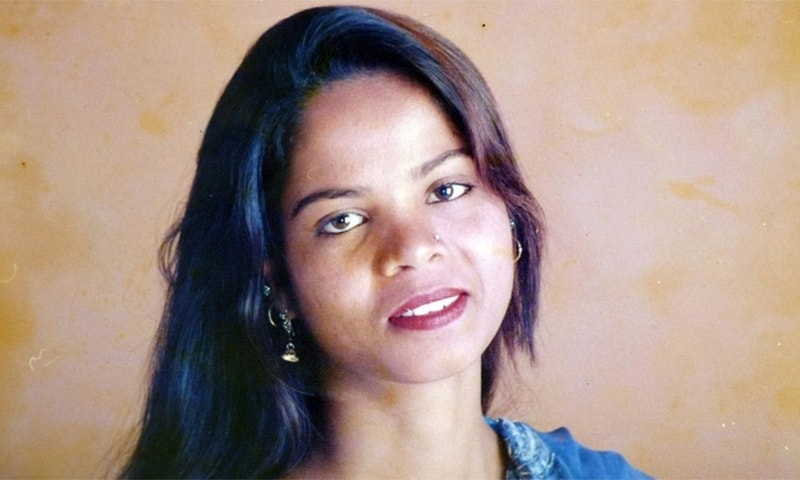Aasia Bibi freed from Multan jail, flown to Islamabad