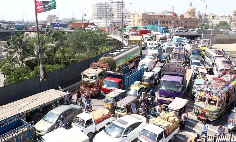 NHA ordered to file report over directions issued to make Lyari Expressway fit for heavy vehicles. — File photo