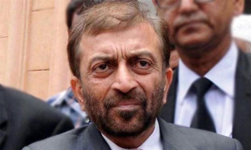 Former MQM-P convener Dr Farooq Sattar. — File