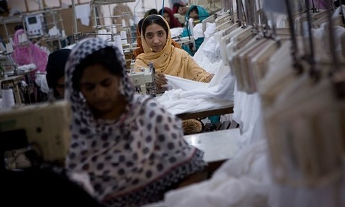 Globally, women perform 76.2 per cent of total hours of unpaid care work, more than three times as much as men. — File photo