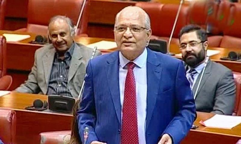 Govt's botched handling of Aasia Bibi protests is 'divine justice': PML-N senator