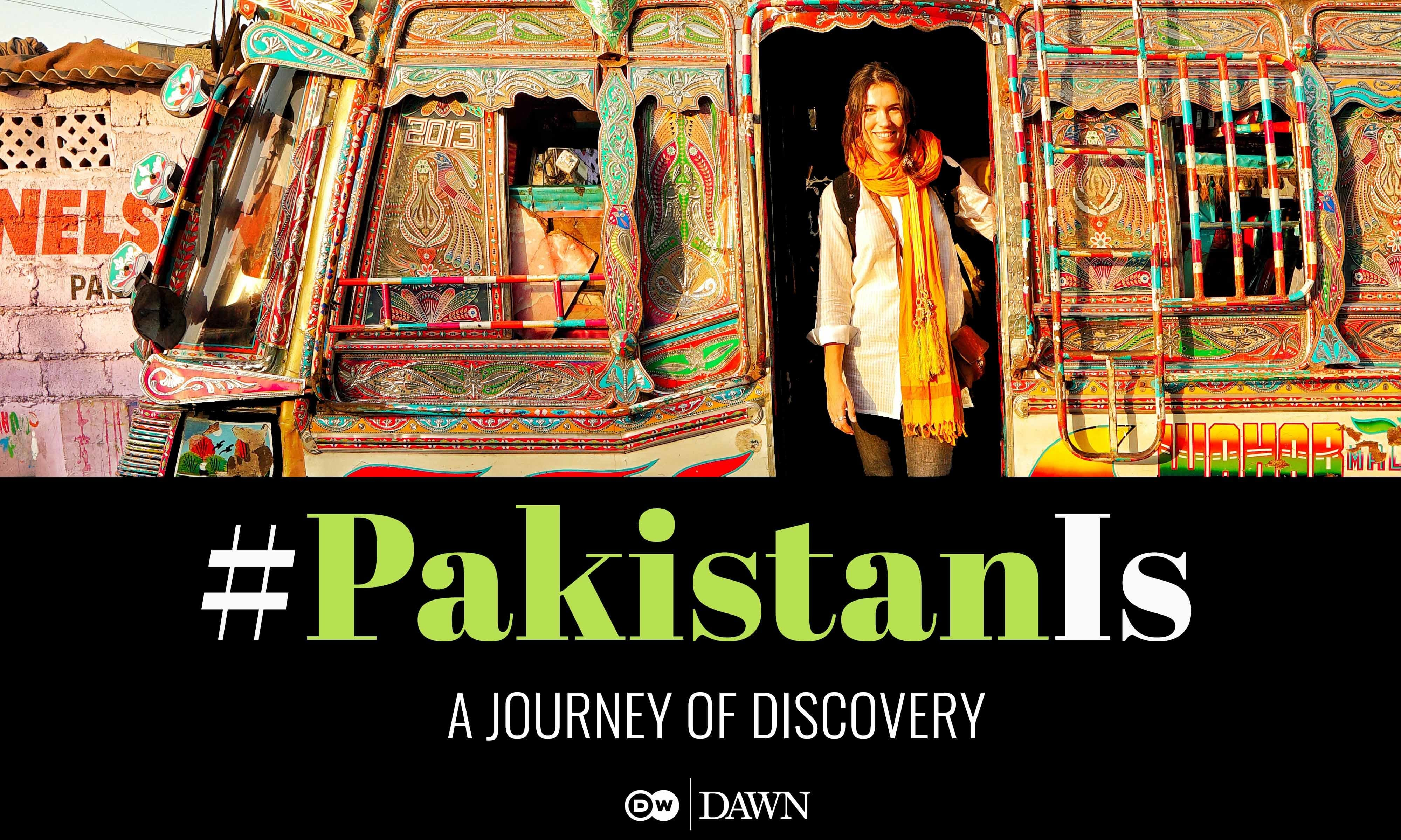 PakistanIs - A journey of discovery