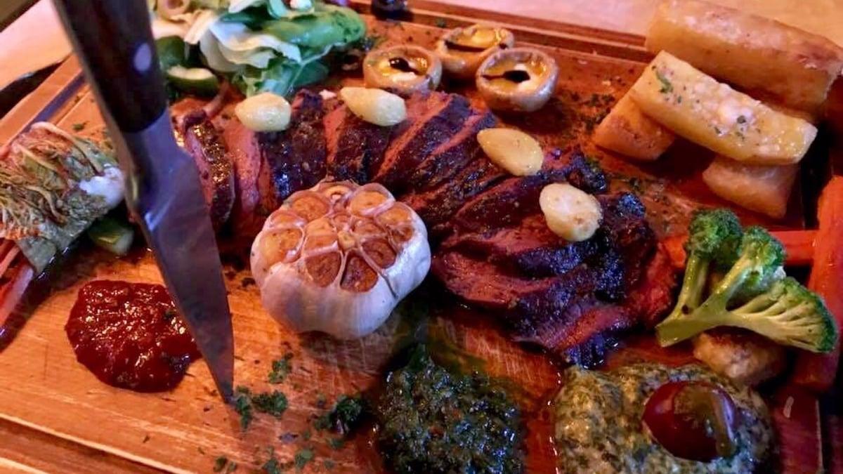 Weekend grub: Is Steak by CFU worth the wait?